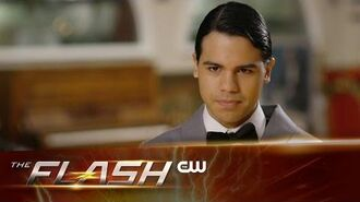 The Flash Carlos Valdes Interview The CW