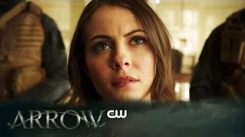 Arrow Lost in the Flood Trailer The CW
