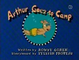 Arthur Goes to Camp 10