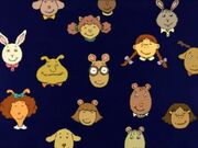 Arthur theme tune characters 3