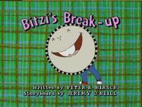 Bitzisbreakup