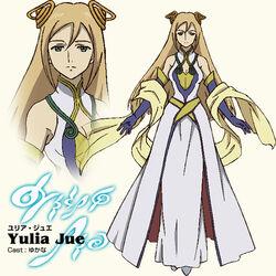 Anime Concept Yulia