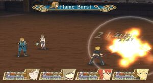 Flame Burst (TotA)