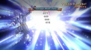 Savage Wolf Fury (ToV)