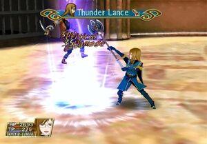 Thunder Lance (TotA)