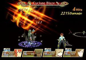 Cyclone Blaze (TotA)