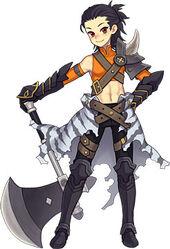 Warrior (TotW-RM)