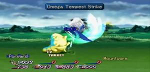Omega Tempest Strike (ToE)