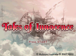 Title Screen (ToI)