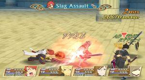 Slag Assault (TotA)