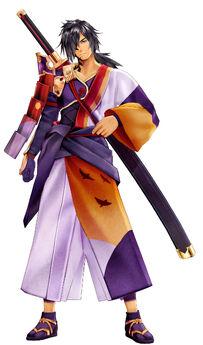 Rokurou Model Render