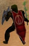 Radiant Blood Cloak Live