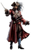 Assassin's Creed IV - Captain Morgan's redingote concept art
