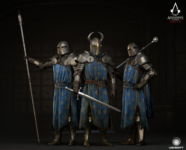 File:ACU Medieval Guards.jpg
