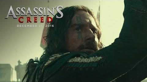 "Assassin's Creed ""Celebrate the Creed"" TV Commercial HD 20th Century FOX"