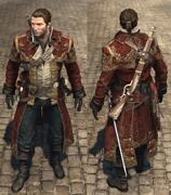 ACRG Templar Enforcer outfit