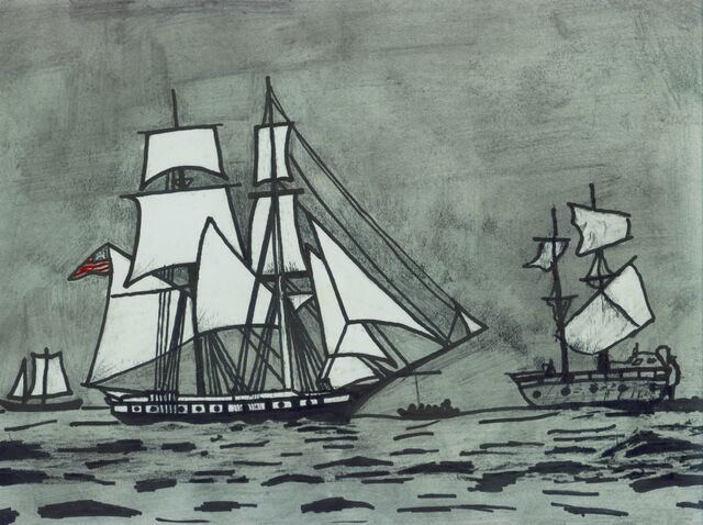 File:Battle of Chesapeake artwork by Kaloneous.jpg
