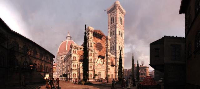 File:Basilica di Santa Maria del Fiore Panorama.png