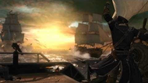 Assassin's Creed 3 - Official Naval Battles Trailer UK