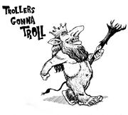 King troll