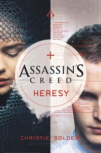 Assassin's Creed Heresy final cover