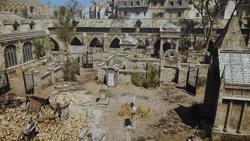ACU Holy Innocents Cemetery