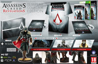 Templar Collector Edition.