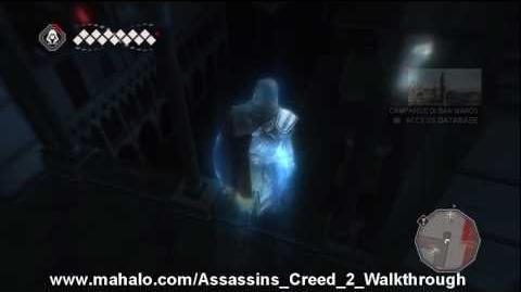 Assassin's Creed 2 Walkthrough - Glyph Puzzle 4 HD