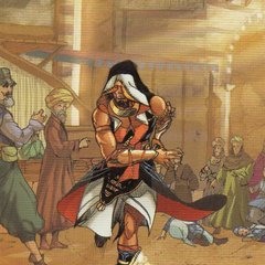 Egyptian Assassin