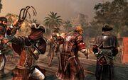 AC4 - Huntsman vs Mercenary