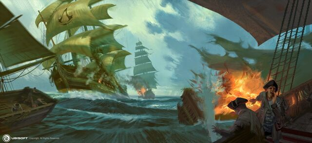 File:AC4BF Boats on Fire - Concept Art.jpg