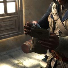 爱德华找回被偷的血瓶