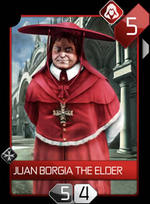 ACR Juan Borgia the Elder