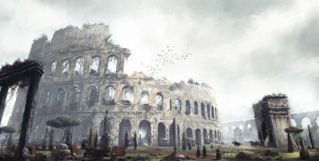 File:Roma Colosseo Artwork.jpg