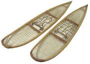 Iroquois snowshoes