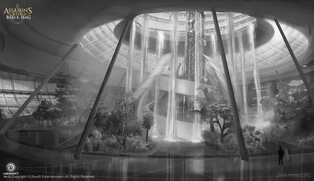 File:Assassin's Creed IV Black Flag Abstergo Entertainment interior 7 Concept Art by EddieBennun.jpg