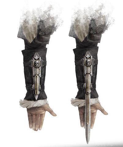 File:Edward's hidden blade - concept art.jpg