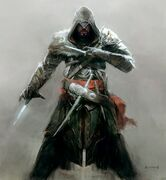 Assassin's Creed Revelations - Ezio concept by jeffsimpsonkh