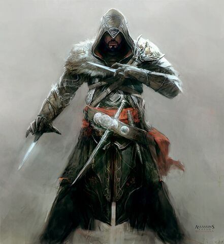 File:Assassin's Creed Revelations - Ezio concept by jeffsimpsonkh.jpg