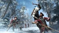 Assassin's Creed 3 combat