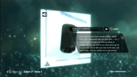 AE files:Subject 17 - memo 3