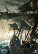 Assassin's Creed IV Black Flag concept art 7