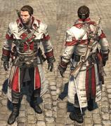 ACRG Templar Master outfit