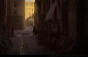 ACU Rues de Paris - Concept Art