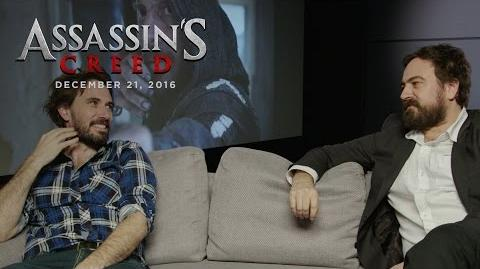 Assassin's Creed Sit-Down with Composer and Director HD 20th Century FOX