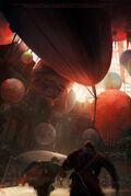 ACU Balloons - Concept Art