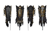 ACS Hidden Blade Bracer - Concept Art