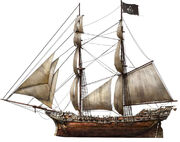 AC4 - Concept Art - Ship