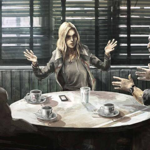 伊曼纽尔,加琳娜和埃米特