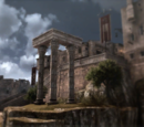 Temple of Vespasian